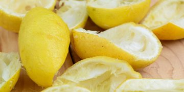uses of lemon peel