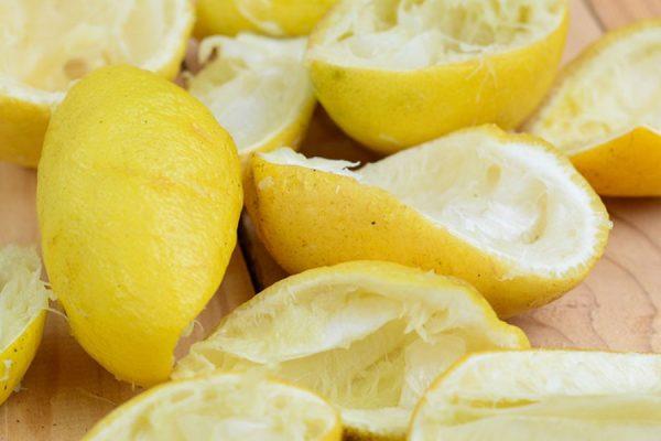 uses of lemon peel